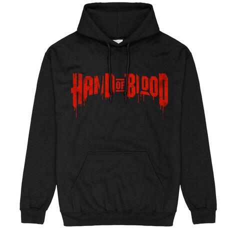 √Logo von HandOfBlood - Hoodie jetzt im Hand of Blood Shop