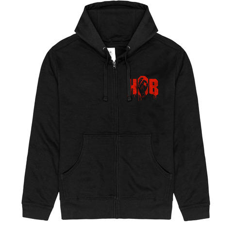 √Pocket von HandOfBlood - Hooded jacket jetzt im Hand of Blood Shop