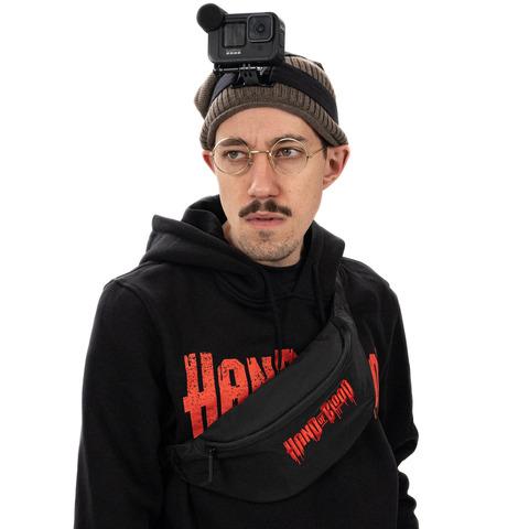 Logo von HandOfBlood - Hip Bag jetzt im Hand of Blood Shop