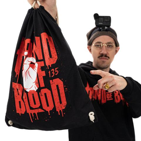 Logo von HandOfBlood - Gym Bag jetzt im Hand of Blood Shop