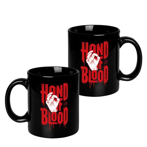 √Logo von HandOfBlood - Mug jetzt im Hand of Blood Shop