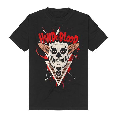 √Skull von HandOfBlood - T-Shirt jetzt im Hand of Blood Shop