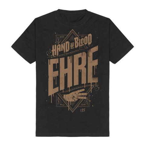 Ehre von HandOfBlood - T-Shirt jetzt im Hand of Blood Shop