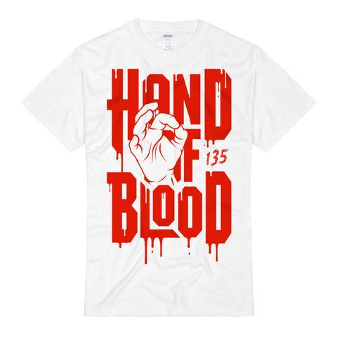 Logo von HandOfBlood - T-Shirt jetzt im Hand of Blood Shop
