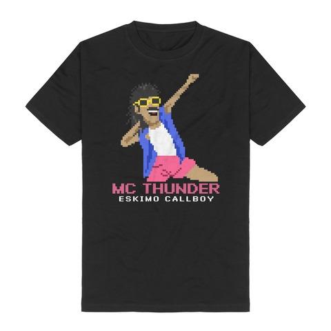 √MC Thunder von Eskimo Callboy - T-Shirt jetzt im Hand of Blood Shop
