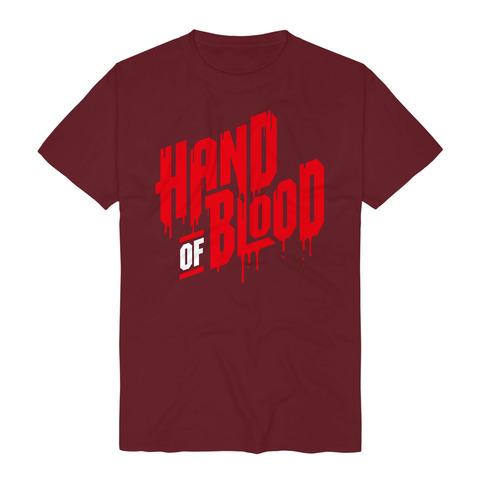 √Signet von HandOfBlood - T-Shirt jetzt im Hand of Blood Shop