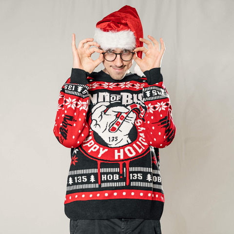 √X-Mas von HandOfBlood - Sweater jetzt im Hand of Blood Shop