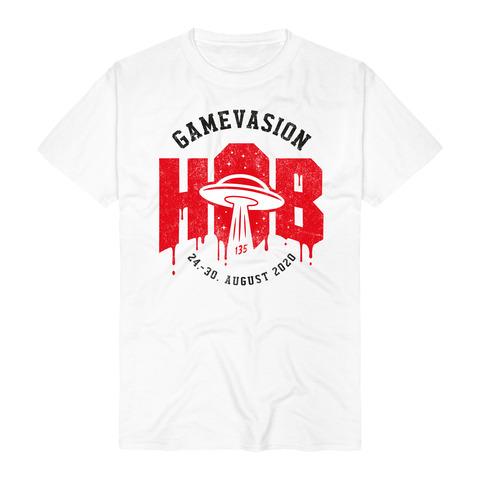 √HOB Gamevasion von HandOfBlood - T-Shirt jetzt im Hand of Blood Shop