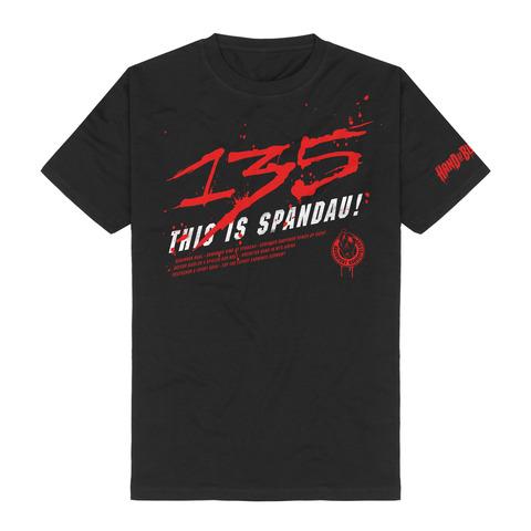 √This is Spandau! von HandOfBlood - T-Shirt jetzt im Hand of Blood Shop
