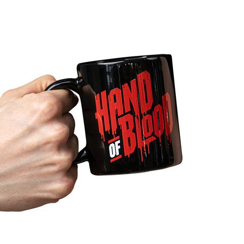 HandOfBlood Typo Logo by HandOfBlood - mug - shop now at HandOfBlood store