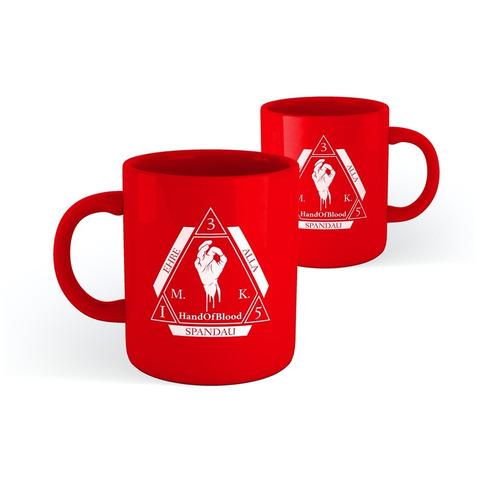√HandOfBlood Hitman Tasse von HandOfBlood - mug jetzt im HandOfBlood Shop